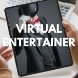 Interactive Virtual Entertainers Wanted For Zoom Events - End Of April 2021 image