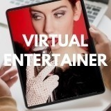 Entertainers Wanted For Virtual Gig - 12 May 2021 image
