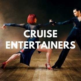 Headline Act Cruise Ship Contracts $1500 - $2500+ (£1000 - £2000+) Per Week