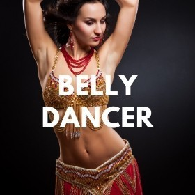Dancer Job - Belly Dancer Wanted For Wedding In Scottsdale, Arizona - 16 October 2021