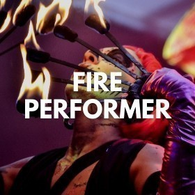 Fire Performer Wanted For Wedding In Warwickshire - 25 July 2021