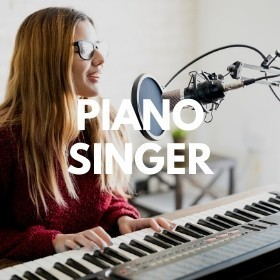 Singing Job - Pianist /Singer Wanted For Wedding Gig In Stafford - 18 June 2022