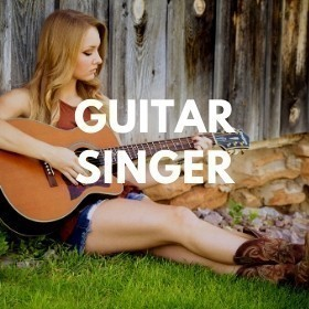 Singers Job - Guitar Singer Wanted For Wedding In New Jersey - 6 March 2021