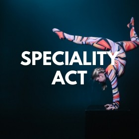 Acrobalance / Adagio / Hand to Hand Act Wanted For Wedding In Spain  - 4 July 2021