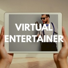 Virtual / Interactive Entertainers Needed