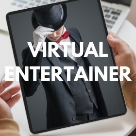 Interactive Virtual Entertainers Wanted For Zoom Events - End Of April 2021