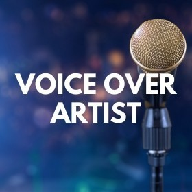 Voice Over Artists Required For Opportunties